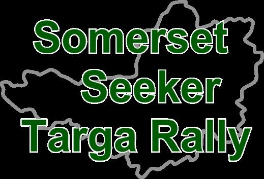 Somerset Seeker Targa Rally